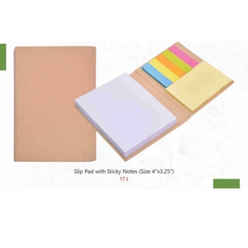 Fancy Diary With Sticky Notes At Rs 150 Piece Corporate Gifts