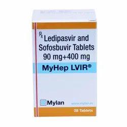 Myhep Lvir - Ledipasvir