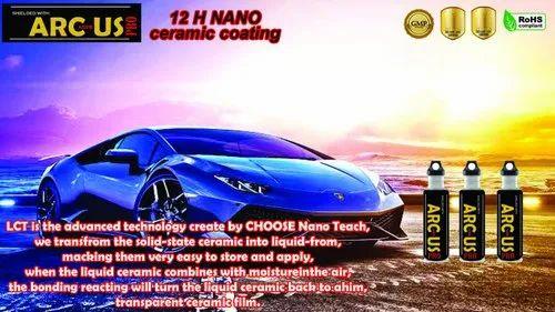 Car Paint Permanent Nano Ceramic Coating