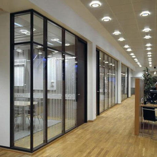 Aluminium Partition Works At Rs 250 Square Feet