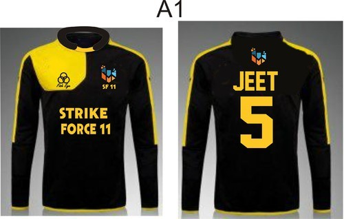 Cricket T Shirt - Cricket Tournament Jersey Manufacturer from Delhi