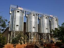 GIC Hopper Bottom Silo