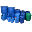 Blue Mitsu Chem Plastic Narrow Mouth Drums, For Packaging Industry