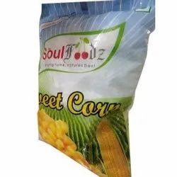 Soul Foodz Frozen Sweet Corn, Packaging Type: Pouch