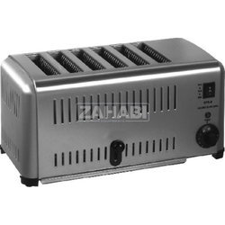 Zahabi Electric Toaster, Model Name/Number: ZIE-407F, Toasting