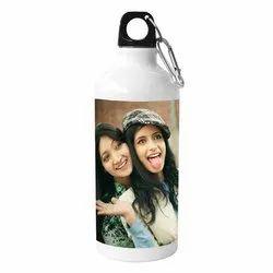 OBP Aluminium Sublimation Sipper Bottle, Cylendar, Capacity: 600ml & 750ml