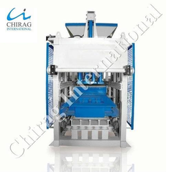Multi Material Fly Ash Brick Making Machine
