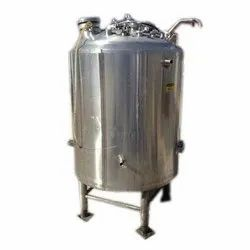 Stainless Steel 304 Reactor Vessel