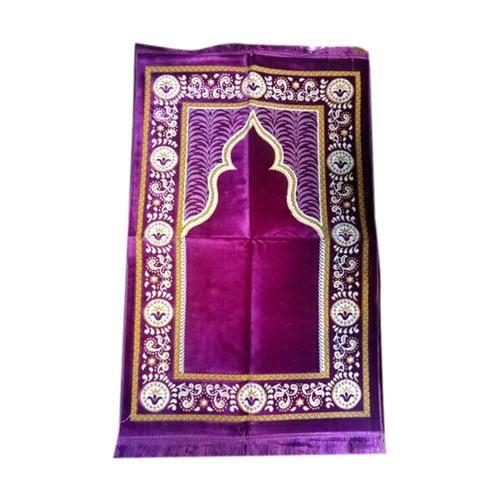 Multicolor Babloo Carpet Emporium Musallah Janamaz