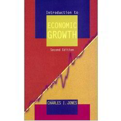 Introduction To Economic Growth Book