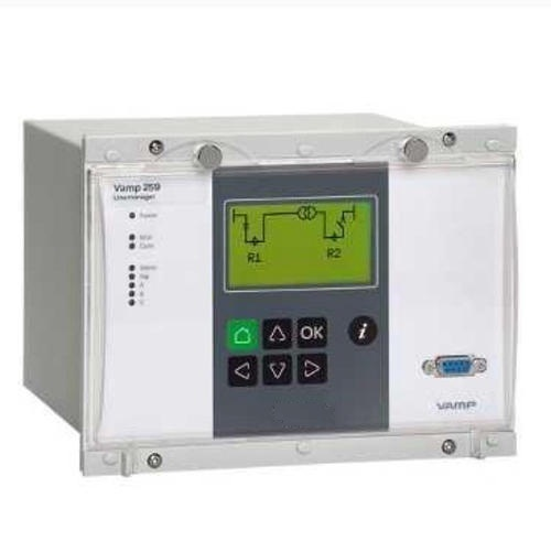 Vamp Relays 200 Series Schneider Electric Numerical Power Relays