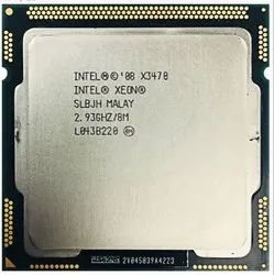 Xeon X3470 Processor suitable for First Gen Socket 1156 Motherbaord Corei7 Xeon