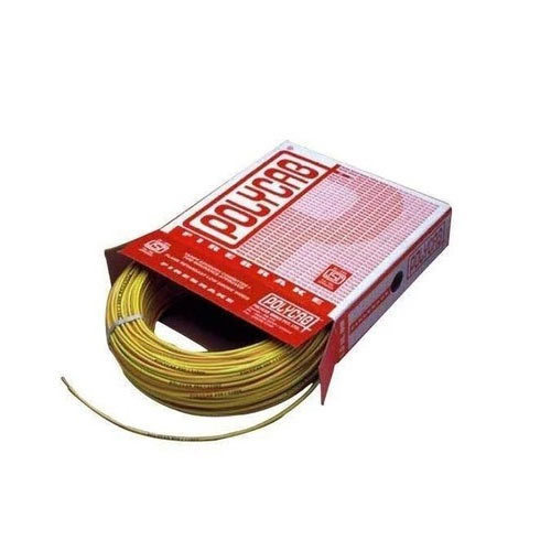 Polycab Electric Cable, Thickness: 4.0 Sq. Mm