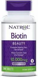 Biotin Tablets