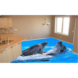 3D Floor Covering