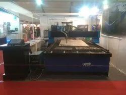 CNC Plasma cutting systems.