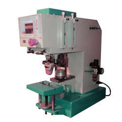 Semi Auto Electro Mechanical Pad Printing Machine