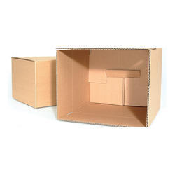5 Ply Plain Corrugated Packaging Box