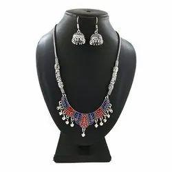 Meena Colorful Necklaces Set
