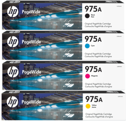 Hp 975a Ink Cartridge New Set