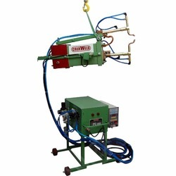 Portable Overhead Suspension Type Spot Welder