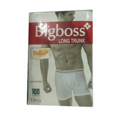 93b7d85e297 Dollar Cotton Mens Cotton Underwear, Size(cm): 80-90