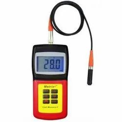 Coating Thickness Gauge Calibration Service
