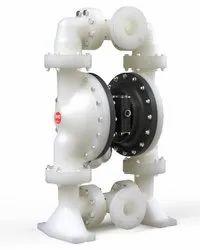 3 ARO Make Non Metallic Expert Series PVDF Diaphragm Pump.