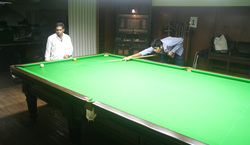 Billiards Club Activities