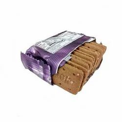 Cream Biscuits Chocolate 60 Gram Bourbon Biscuit, Packaging Type: Packet
