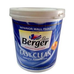 High Gloss Berger Easy Clean Paint
