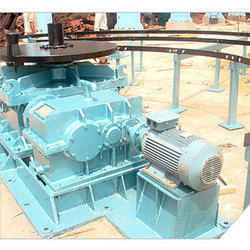 TMT Bar Bundle bending Machine
