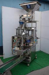 Stainless Steel Muri Pouch Packaging Automatic Machine, Capacity: 1-1000 g
