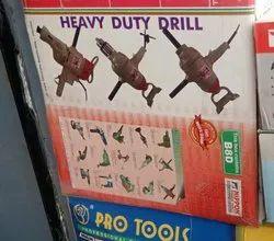 Heavy Duty Drills