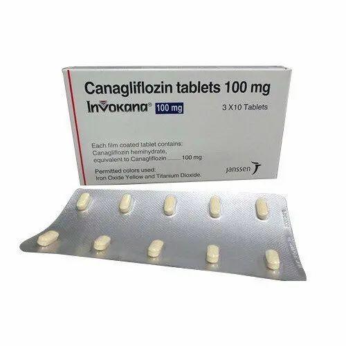 Canagliflozin Tablet