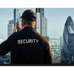 Male Morning Infrastructural Security Guard Services