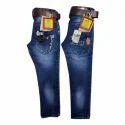 Boys Fashion Denim Jeans