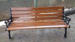 FRP Strip Bench