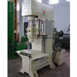 Hydraulic C Frame Deep Draw Press