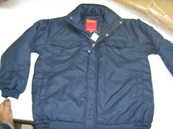 Hooded IFR Aramid Winter Jacket