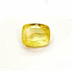 Ceylonmine - Natural Pukhraj stone . Yellow Sapphire Unheated Untreated Good Quality Stone