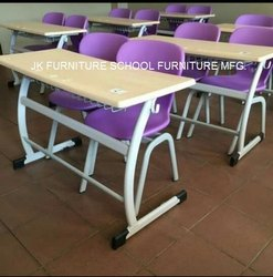 PVC School Desk