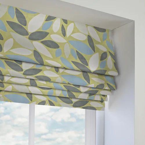 Window Fabric Roman Blind, Packaging: Roll