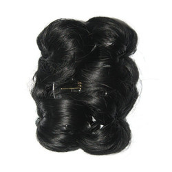 Funky Bun 4 Inch Hair Extension with Clutcher