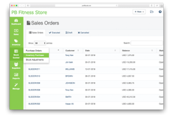X-Tron Online Inventory Management Software