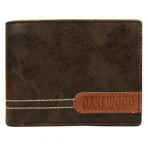 Oaks Wood Leather Wallet Size 35 X 45 Rs 250 Piece Id