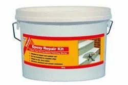 Grey Sika Epoxy Repair Kit, Packaging Type: Bucket, Packaging Size: 2 kg