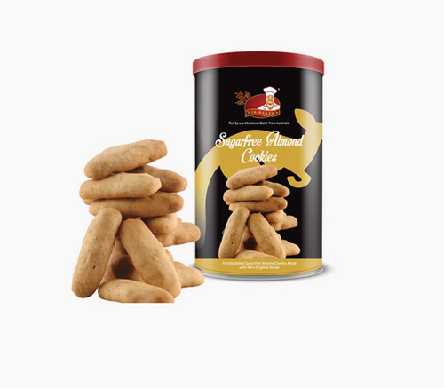 Sugarfree Almonds Cookies