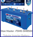 SM 8500 SF SonicSTAN MASTER Inverter Batteries