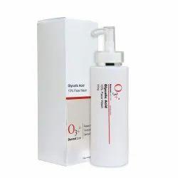 O3  Glycolic Acid 10% Face Wash (350 ML)